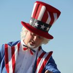 アメリカ独立記念日とホットドッグ大食い選手権